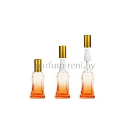 Флакон Белини 25мл оранжевый (спрей полулюкс золото)