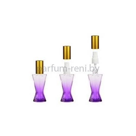 Флакон Винсент 35мл фиолетовый (спрей полулюкс золото)