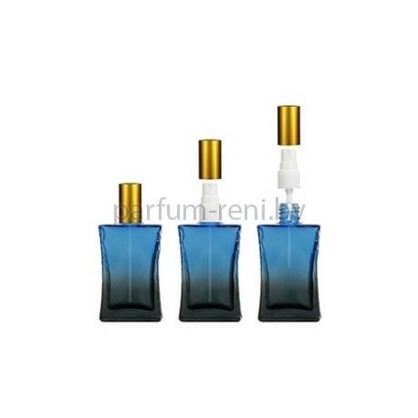 Флакон Да Винчи 50мл синий (спрей полулюкс золото)
