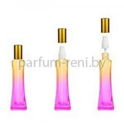 Флакон Рафаэль 50мл розовый (спрей полулюкс золото)