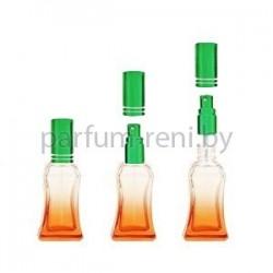 Флакон Белини 25мл оранжевый (спрей люкс зеленый)