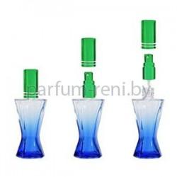 Флакон Винсент 35мл синий (спрей люкс зеленый)