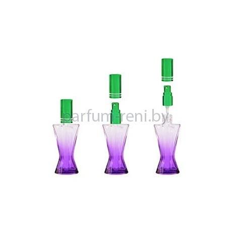 Флакон Винсент 35мл фиолетовый (спрей люкс зеленый)