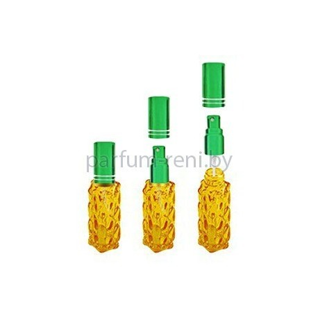 Флакон Гранат 20мл желтый (спрей люкс зеленый)