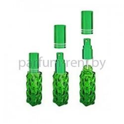Флакон Гранат 20мл зеленый (спрей люкс зеленый)