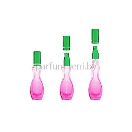 Флакон Грация 30мл розовый (спрей люкс зеленый)