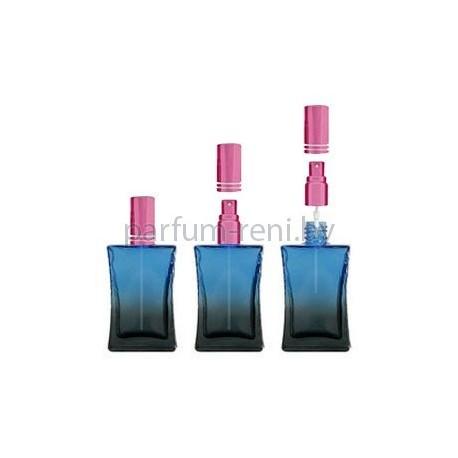 Флакон Да Винчи 50мл синий (спрей люкс розовый)