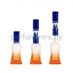 Флакон Белини 25мл оранжевый (спрей люкс синий)