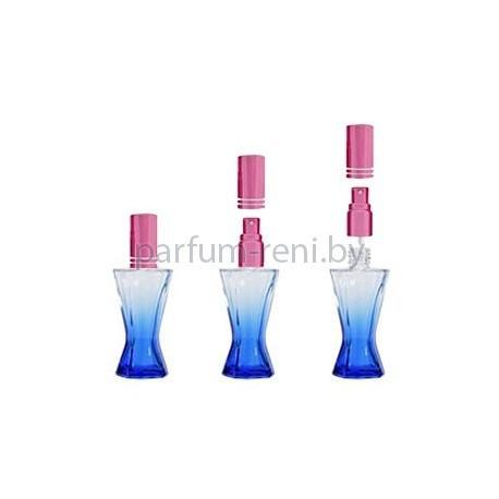 Флакон Винсент 35мл синий (спрей люкс розовый)