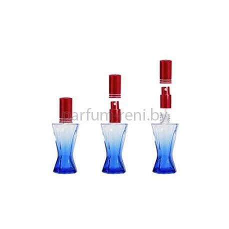 Флакон Винсент 35мл синий (спрей люкс красный)