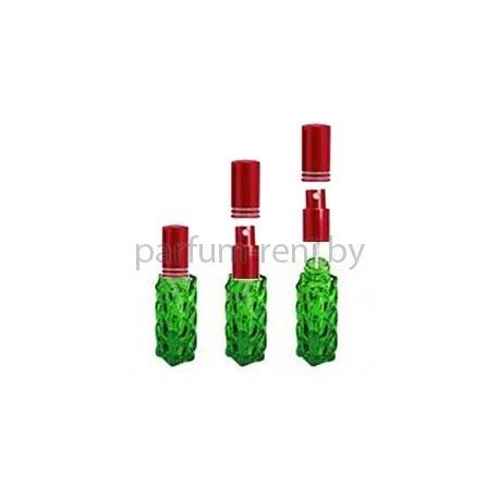 Флакон Гранат 20мл зеленый (спрей люкс красный)