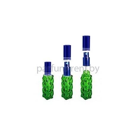 Флакон Гранат 20мл зеленый (спрей люкс синий)