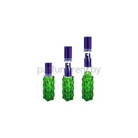 Флакон Гранат 20мл зеленый (спрей люкс фиолетовый)