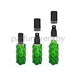Флакон Гранат 20мл зеленый (спрей люкс черный)