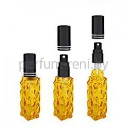 Флакон Гранат 20мл желтый (спрей люкс черный)