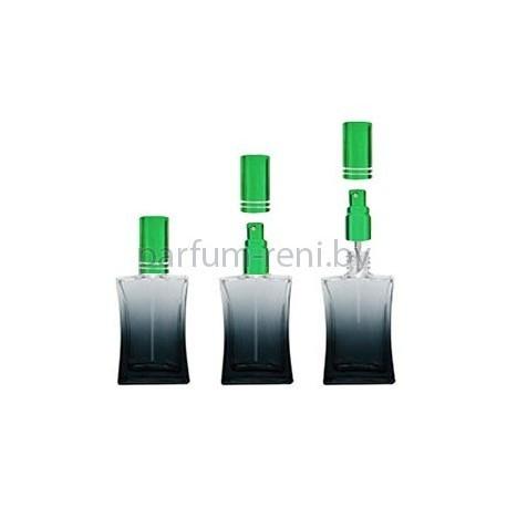 Флакон Дали 30мл черный (спрей люкс зеленый)