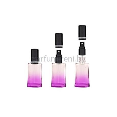Флакон Ирис 30мл фиолетовый (спрей люкс черный)