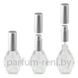 Флакон Женева 15мл (микроспрей серебро)