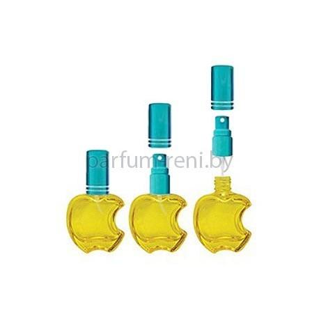 Флакон Эпл 20мл желтый (микроспрей голубой)