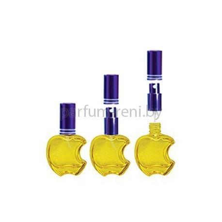 Флакон Эпл 20мл желтый (микроспрей фиолетовый)
