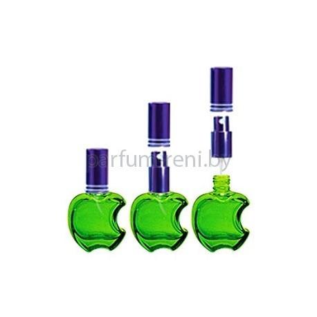Флакон Эпл 20мл зеленый (микроспрей фиолетовый)