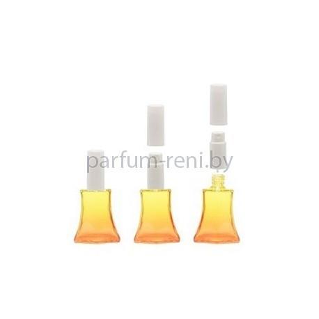 Флакон Франческа 20мл оранжевый (микроспрей)