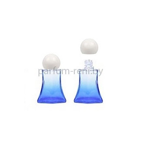Флакон Франческа 20мл синий (крышка сфера)