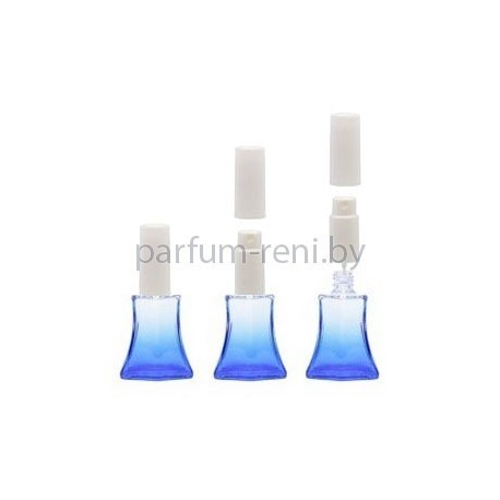Флакон Франческа 20мл синий (микроспрей)