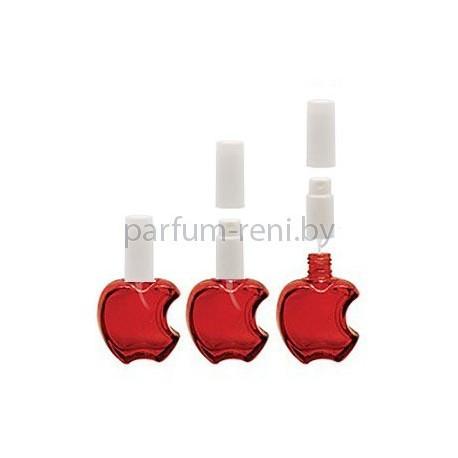 Флакон Эпл 20мл красный (микроспрей)