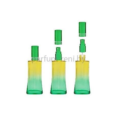 Флакон Ирис 50мл зеленый (спрей люкс зеленый)