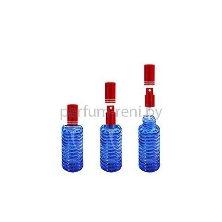 Флакон Спираль 20мл синий (спрей люкс красный)