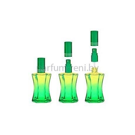 Флакон Призма 20мл зеленый (микроспрей зеленый)