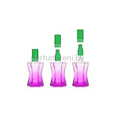 Флакон Призма 20мл фиолетовый (микроспрей зеленый)