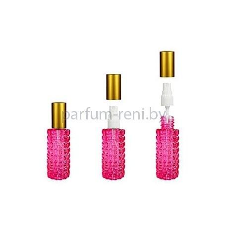 Флакон Гранат 20мл розовый (спрей полулюкс золото)