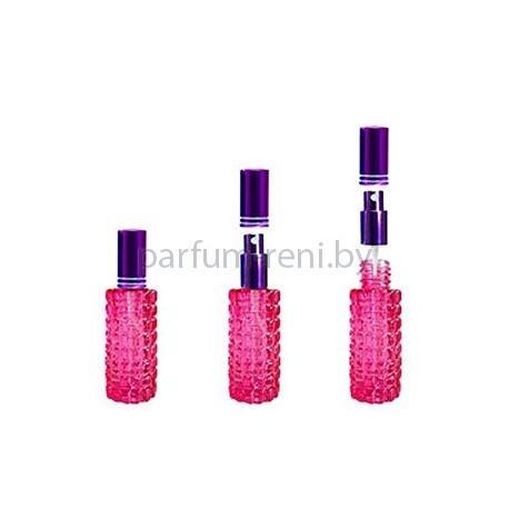 Флакон Гранат 20мл розовый (спрей люкс фиолетовый)
