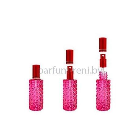 Флакон Гранат 20мл розовый (спрей люкс красный)