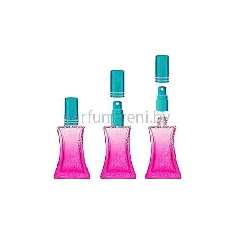 Флакон Лазурит 20мл розовый (микроспрей голубой)