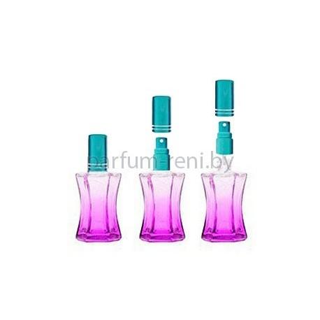 Флакон Призма 20мл фиолетовый (микроспрей голубой)