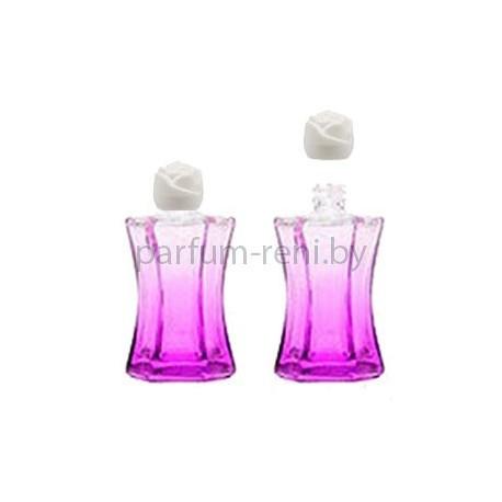 Флакон Призма 20мл фиолетовый (крышка роза)