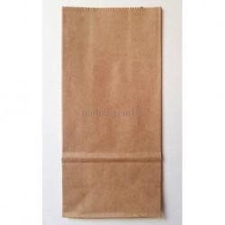 Пакет из крафтовой бумаги 8*17см 5шт