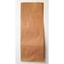Пакет из крафтовой бумаги 9*23см 5шт