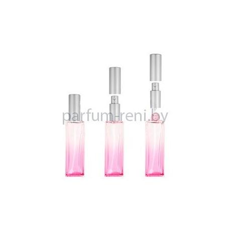 Флакон Делавер 20мл розовый (микроспрей серебро)