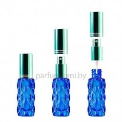 Флакон Гранат 20мл синий (спрей люкс зеленый)
