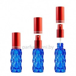 Флакон Гранат 20мл синий (спрей люкс красный)