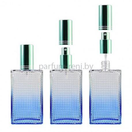 Флакон Престиж 100мл синий (спрей люкс зеленый)
