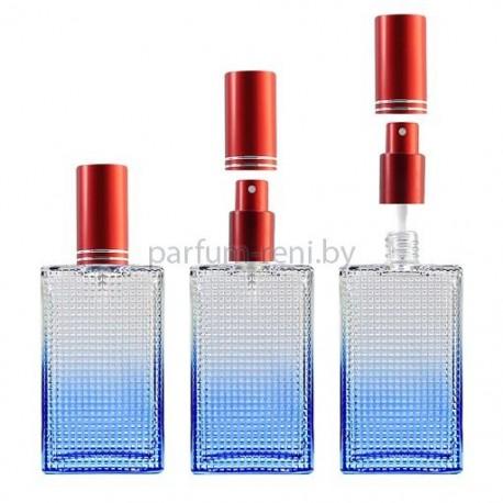 Флакон Престиж 100мл синий (спрей люкс красный)