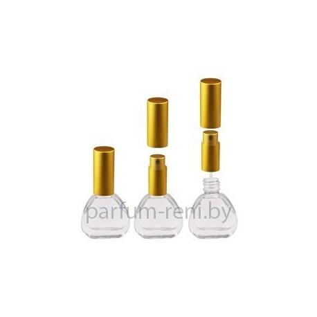 Флакон Клаудия 6мл (микроспрей золото)