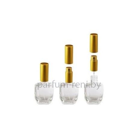 Флакон Кобика 10мл (микроспрей золото)