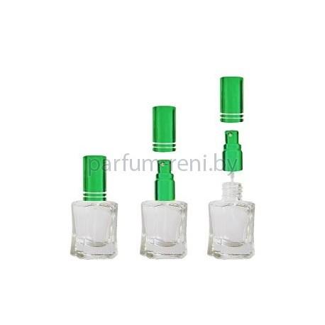 Флакон Хипс 6мл (микроспрей зеленый)