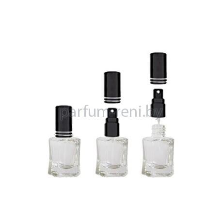 Флакон Хипс 6мл (микроспрей черный)